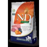 N&D Pumpkin Lamb & Blueberry Adult Medium & Maxi Dog Food